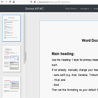 Online Document Viewer