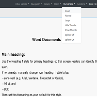 Online Word Viewer